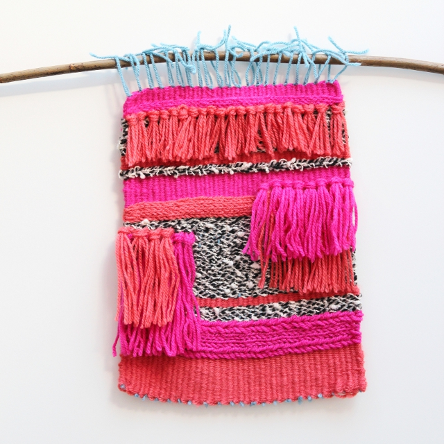 5 Gorgeous DIY Weaving Projects   Design Fixation