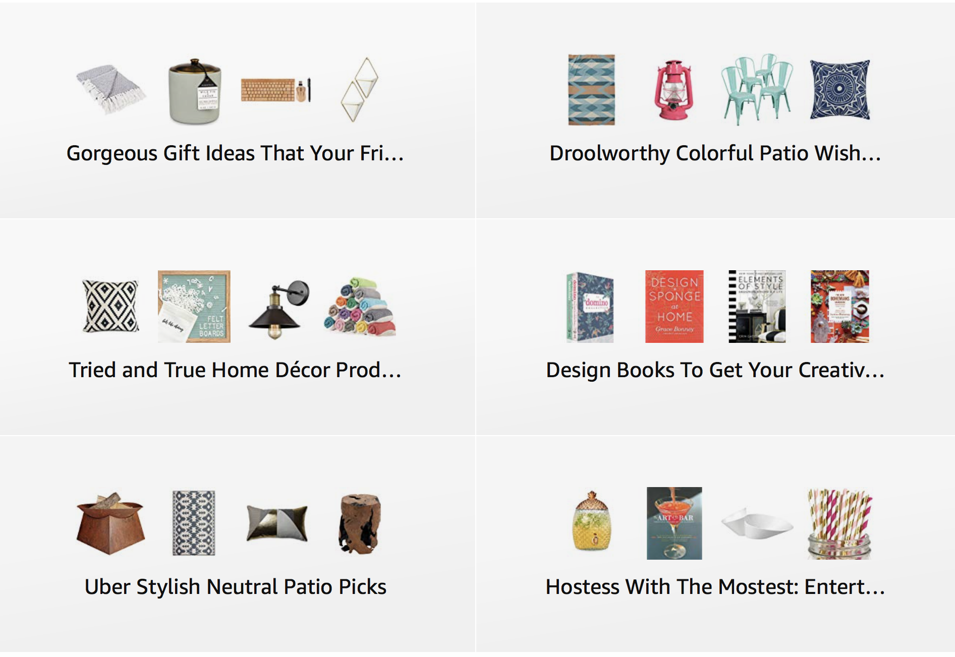 Amazon influencer shop my favorite home decor items by for Amazon design shop