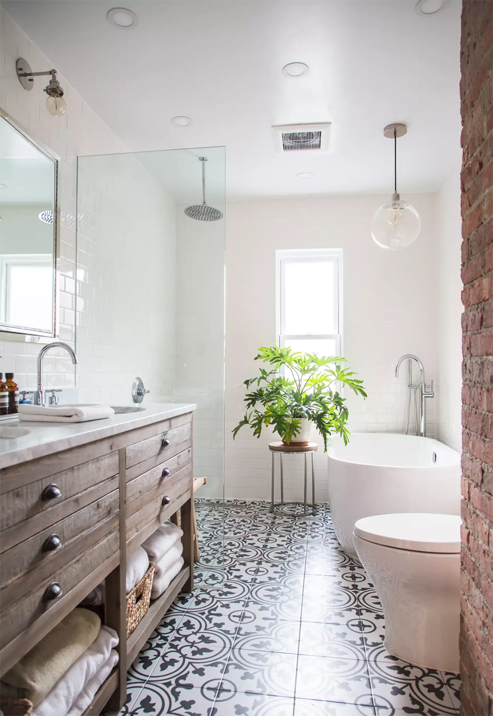 One Room Challenge: Our Plans To Maximize A Small Bathroom | Design ...
