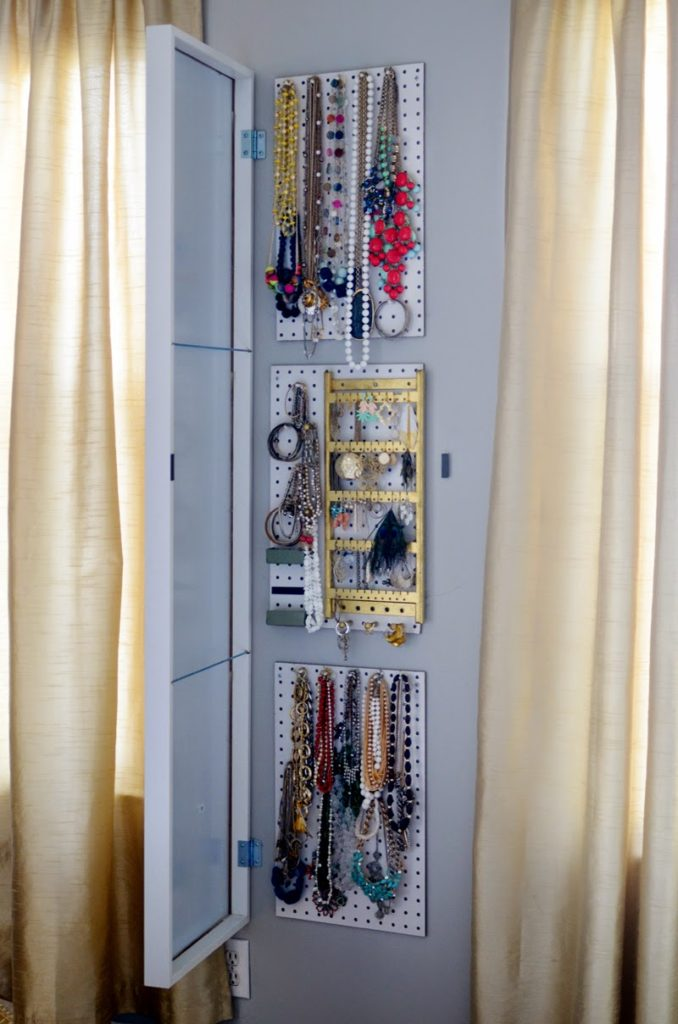 Ikea Hack The Ultimate Jewelry Storage Solution Design Fixation