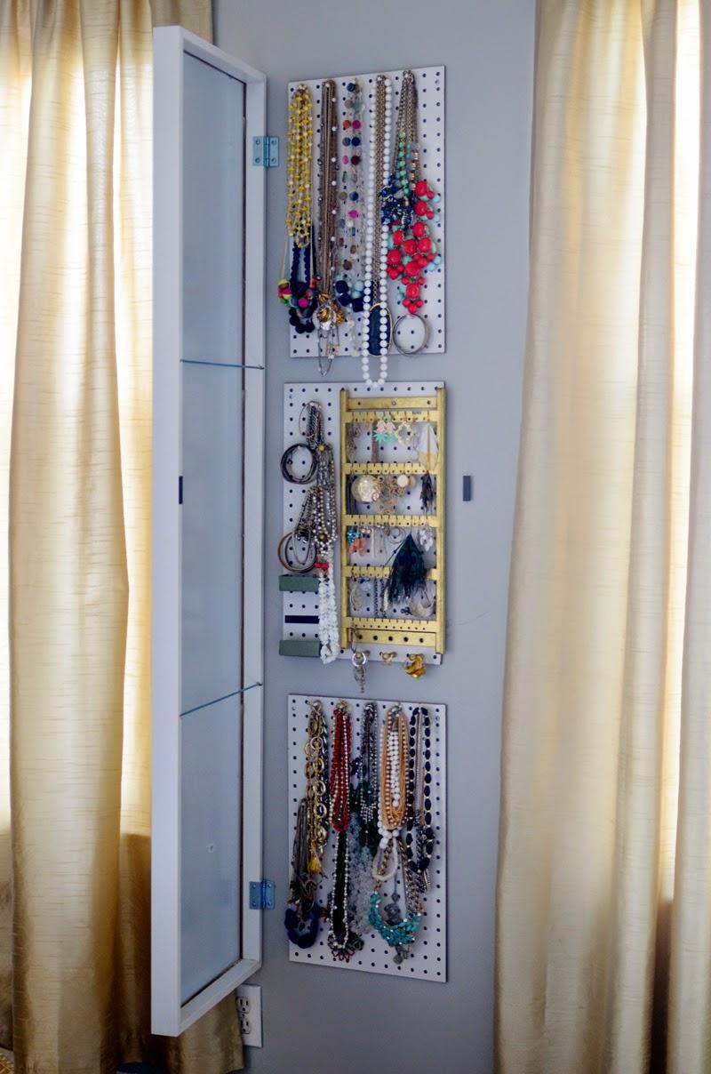 Ikea Hack The Ultimate Jewelry Storage Solution Design
