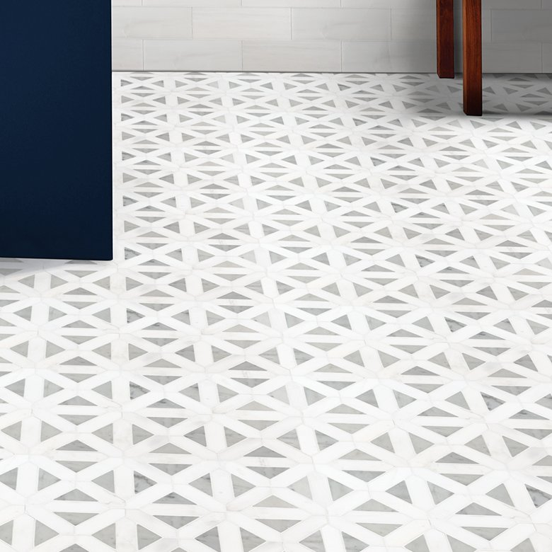 Ping Guide 10 Patterned Floor Tiles With Subtle Geometric Designs By Design