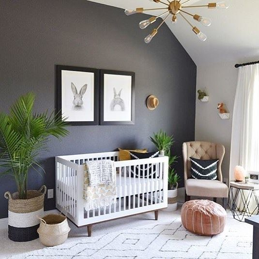 Bohemian Nursery Decor 10 Gorgeous Rooms With Pable